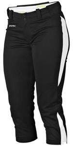 Worth Womens & Girls Low-rise Insert Softball Pant