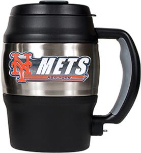 MLB New York Mets 20oz Stainless Steel Mini Jug