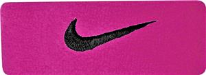 NIKE Swoosh Pink Cancer Awareness Bicep Bands