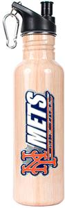MLB New York Mets Baseball Bat Water Bottle