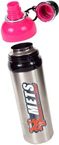 MLB New York Mets Water Bottle w/Pink Top