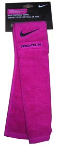 NIKE Pink Breast Cancer Awareness Football Towel