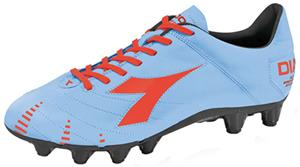 Diadora Evoluzione K Pro GX 14 Soccer Cleats-Blue