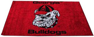 Fan Mats University of Georgia Ulti-Mat