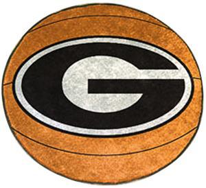 Fan Mats University of Georgia Basketball Mat