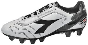 Diadora DD-Solano Plus GX 14 Soccer Cleats - White