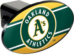 MLB Oakland Athletics Trailer Hitch Cover