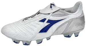 Diadora Maracana RTX 12 Soccer Cleats - White