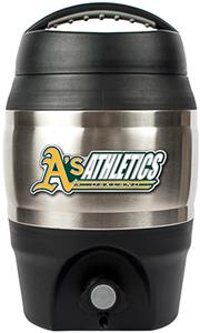 MLB Athletics Tailgate Jug w/Push Button Spout