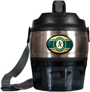 MLB Oakland Athletics 80oz. Grub Jug