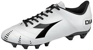 Diadora Evoluzione R MG 14 Soccer Cleats - White