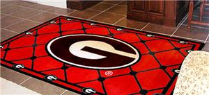 Fan Mats University of Georgia 5x8 Rug