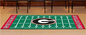 Fan Mats University of Georgia Football Runner
