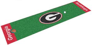 Fan Mats University of Georgia Putting Green Mat