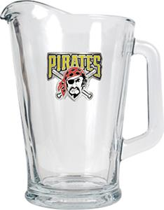 MLB Pittsburgh Pirates 1/2 Gallon Glass Pitcher