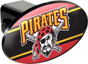 MLB Pittsburgh Pirates Trailer Hitch Cover