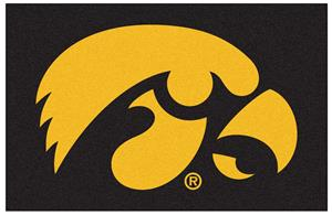 Fan Mats University of Iowa Starter Mat