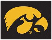 Fan Mats University of Iowa Tailgater Mat.