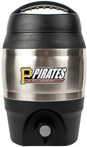 MLB Pirates Tailgate Jug w/Push Button Spout