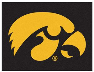 Fan Mats University of Iowa All-Star Mat