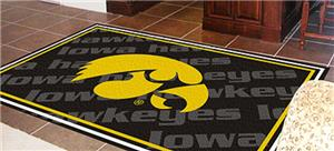 Fan Mats University of Iowa 5x8 Rug