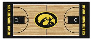 Fan Mats University of Iowa NCAA Basketball Runner