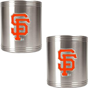 MLB Giants Stainless Steel Can Holders