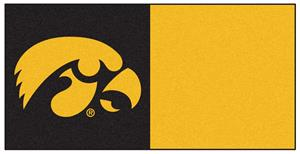 Fan Mats University of Iowa Team Carpet Tiles