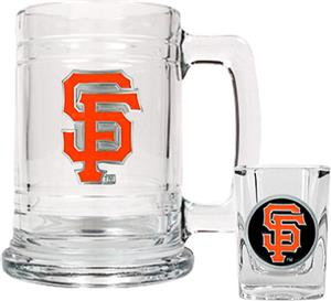 MLB San Francisco Giants Boilermaker Gift Set
