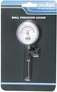 Molten Standard Pressure Gauge w/release Valve