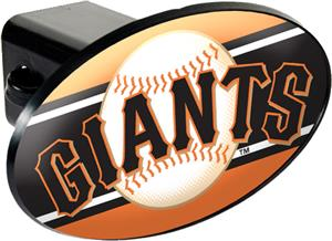 MLB San Francisco Giants Trailer Hitch Cover