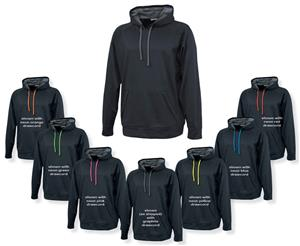 Pennant Performance Fleece Interchange Hoodies