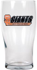 MLB San Francisco Giants 20oz Pub Glass