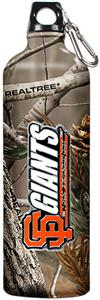 MLB Giants RealTree Aluminum Water Bottle