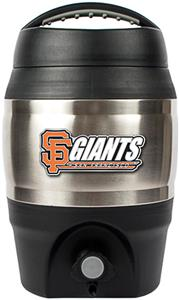 MLB Giants Tailgate Jug w/Push Button Spout