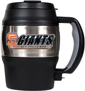 MLB Giants 20oz Stainless Steel Mini Jug