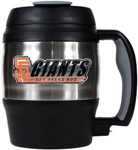 MLB Giants 52oz Stainless Macho Travel Mug