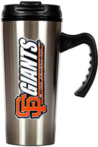 MLB Giants Stainless Steel Travel Mug