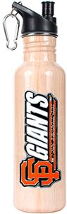 MLB San Francisco Giants Baseball Bat Water Bottle