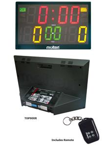 Molten Deluxe Multi-Sport Timer w/Wireless Remote