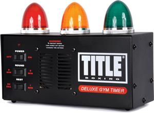 Title Boxing MMA Deluxe Gym Timer