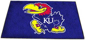 Fan Mats University of Kansas All-Star Mat