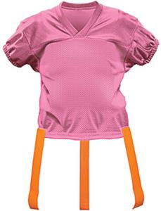 Teamwork Official Flag Football PINK Jersey