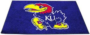 Fan Mats University of Kansas Ulti-Mat