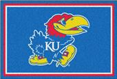 Fan Mats University of Kansas 5x8 Rug