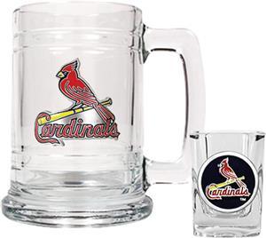 MLB St. Louis Cardinals Boilermaker Gift Set