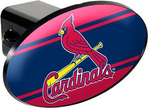 MLB St. Louis Cardinals Trailer Hitch Cover