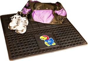 Fan Mats University of Kansas Vinyl Cargo Mat