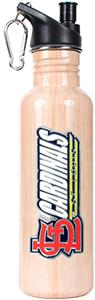 MLB St. Louis Cardinals Baseball Bat Water Bottle