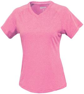 Pennant Iced Vee Poly Performance T-Shirt